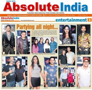 Absolute India, 14-july-2016