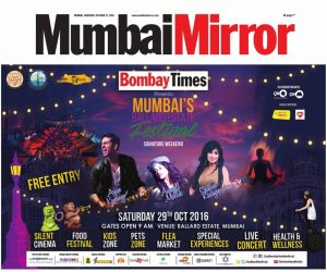 Mumbai Mirror, 27-oct-2016