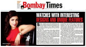 Bombay Times, 29-july-2016