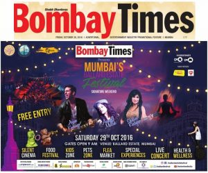 Bombay Times, 28-Oct-2016